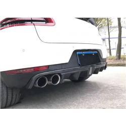Carbon Heckdiffusor Porsche Macan 2015