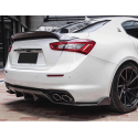 Carbon Heckdiffusor Maserati Ghibli 2018-2019