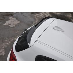 ABS Heckspoiler Schwarz BMW 1er F20/F21 2012-2015