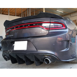 ABS Heckdiffusor Dodge Charger 2015-2019