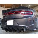 ABS Heckdiffusor Dodge Charger 2015-2019