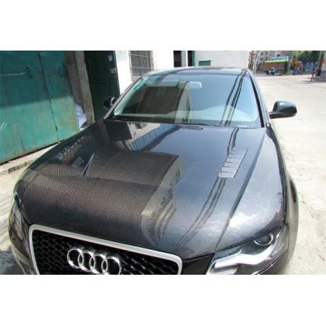 Carbon Motorhaube Audi A4 (B8) 2008-2012