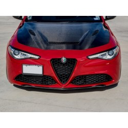 Carbon Motorhaube V Style Alfa Romeo Giulia