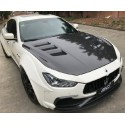 Renegade Style Carbon Motorhaube Maserati Ghibli 14-16
