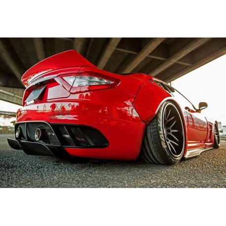 RB Style Heckspoiler GFK Maserati GranTurismo