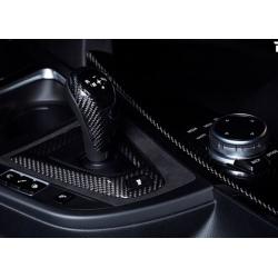 Carbon Schaltkonsolen-Abdeckung BMW FXX M2 M3 M4