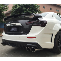 Carbon Heckdeckel/Kofferraum OEM Maserati Ghibli