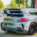 ASPEC Design Heckstossstange GFK VW Scirocco R