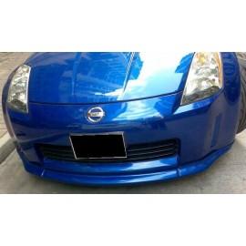 Nissan 350Z Frontspoilerlippe GFK 2003-2005