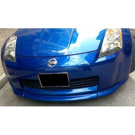 Nissan 350Z Frontspoilerlippe GFK