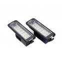 LED Nummernschild Beleuchtung VW Golf 4/5/6/7