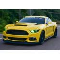 GFK Cervinis Style Motorhaube Ford Mustang 2015-2017