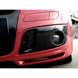 OSIR Carbon Nebellampen Abdeckungen VW Golf MK5