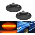 LED Seitenblinker Schwarz Subaru Impreza 2001-2005