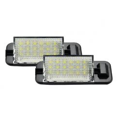 LED Kennzeichen Beleuchtung BMW 3er E36