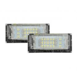 LED Kennzeichen Beleuchtung BMW 3er E46
