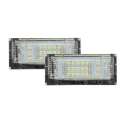 LED Kennzeichenbeleuchtung BMW 3er E46