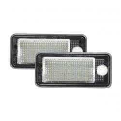 LED Kennzeichen Beleuchtung Audi A3/S3 03-12 inkl. E-Prüfzeichen