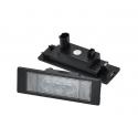 LED Kennzeichenbeleuchtung BMW 6er E63/E64/F06/F12/F13
