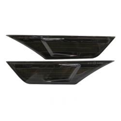 LED Seitenblinker sequentiell schwarz smoke Honda Civic 16+