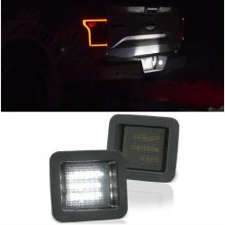 LED Kennzeichen Beleuchtung Ford Ranger F-150 15+