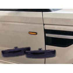 LED Seitenblinker sequentiell schwarz smoke Range Rover Sport 06-13