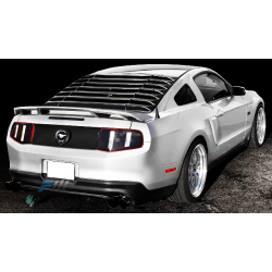 Ford Mustang 2005-2014 ABS Louvers