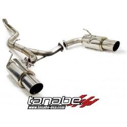 TANABE Concept G Auspuffanlage Subaru Impreza WRX STI 11-14 inkl. CH-Gutachten