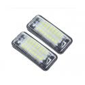 LED Kennzeichenbeleuchtung Subaru WRX STI 14+