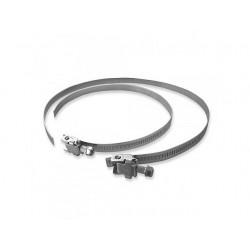 Schnellverschluss Schellen-Set für Hitzeschutzband