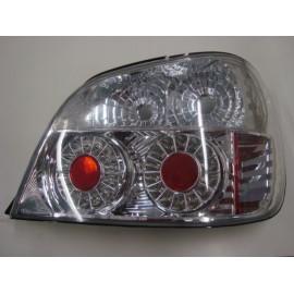 LED Rückleuchte chrom Subaru Impreza 2001-2002