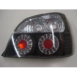LED Rückleuchte schwarz Subaru Impreza 2001-2002