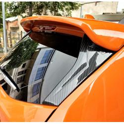 Carbon Look Heckscheiben Covers Subaru XV