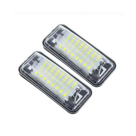 LED Kennzeichen Beleuchtung Subaru WRX STI 14+ inkl. E-Prüfzeichen