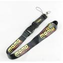 Schlüsselanhänger Band MOMO Racing