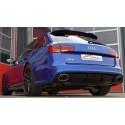 Friedrich Endschalldämpfer Audi RS6 4G Quattro 4.0 L TFSI