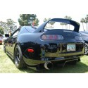 Top Secret Design Carbon Heckdiffusor Toyota Supra MK4