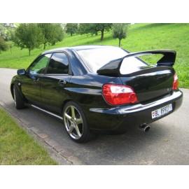 Heckspoiler Zero Sport Style Subaru Impreza 2001-