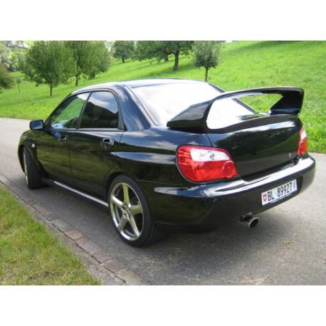 Heckspoiler Zero Sport Style Impreza 01-