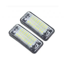 LED Kennzeichenbeleuchtung Nummernschild Subaru Levorg