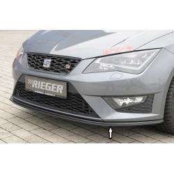 Rieger Spoilerschwert Seat Leon 5F / FR