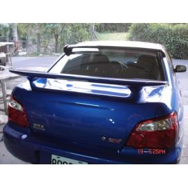 Heckspoiler Adapter Zero Sport Subaru Impreza 2001-2006