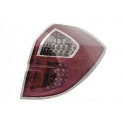 Heckleuchten LED Rauchglas-rot Legacy Kombi