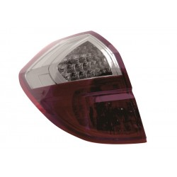 Heckleuchten LED Rauchglas-rot-chrom Legacy Kombi