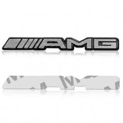 Mercedes Benz AMG Logo klein