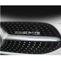 Mercedes Benz AMG Kühlergrill Emblem Chrom
