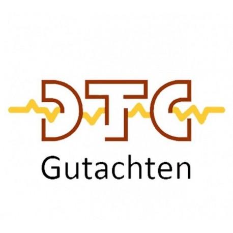 DTC Gutachten STI Lufthutze Impreza 2007-