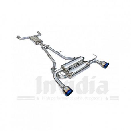 Invidia Q300 Auspuffanlage für Nissan 350Z Coupe & Cabrio 2008-