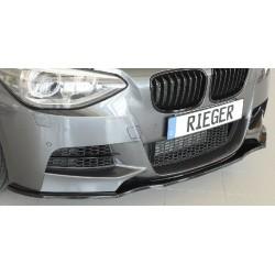 Rieger Frontspoilerlippe BMW 1er F20/F21