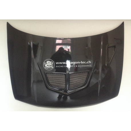 Carbon Motorhaube VW Golf 4 98-00